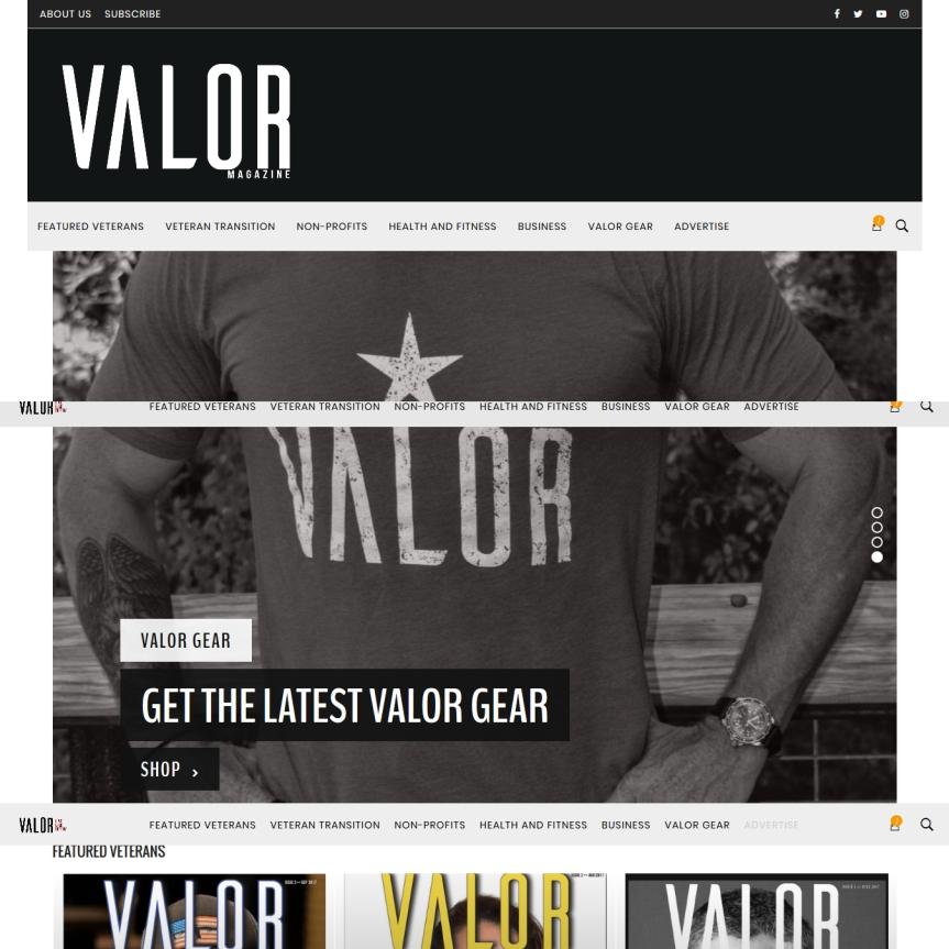 Valor Magazine
