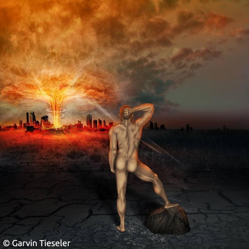 Garvin Tieseler Artwork Last Day On Earth