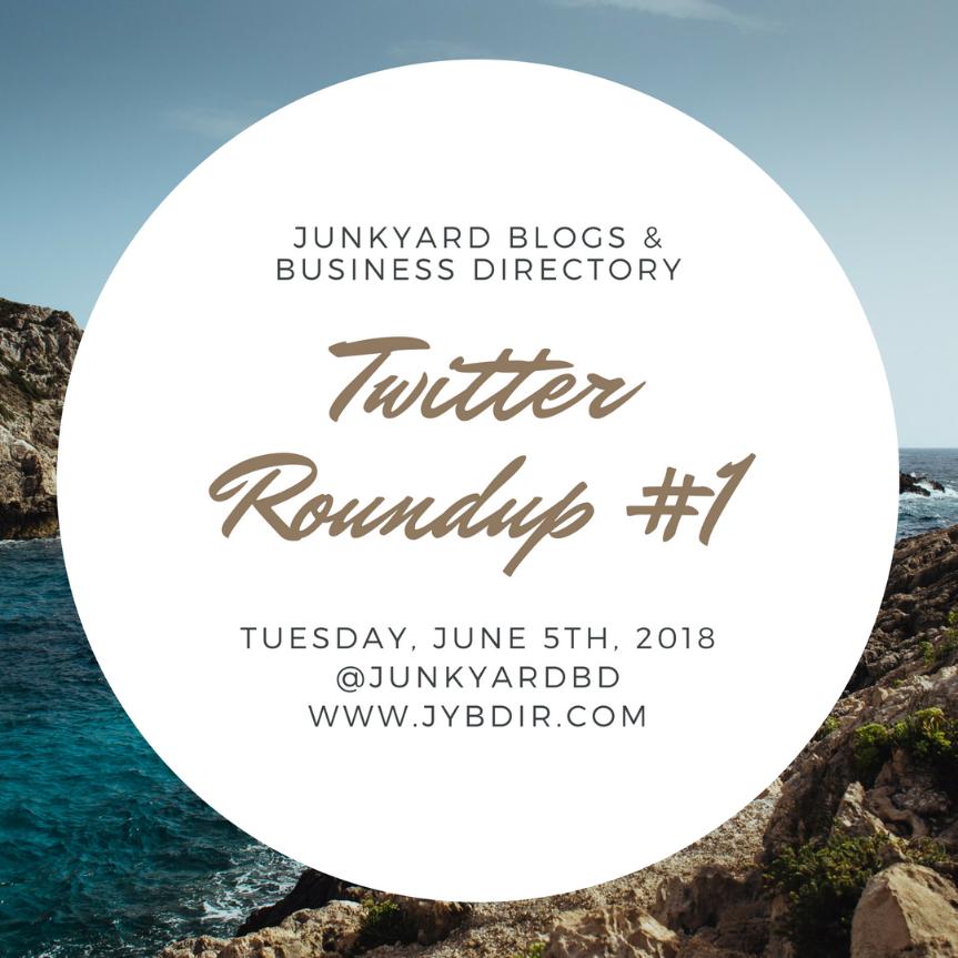 Twitter Roundup #1
