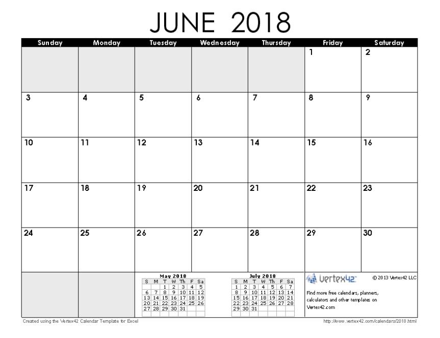 2018 June
