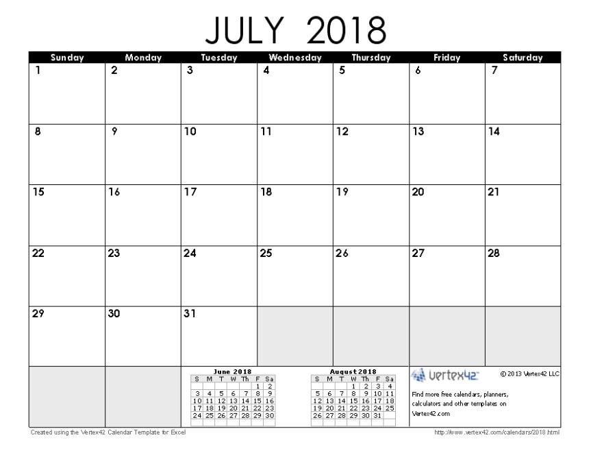2018 July