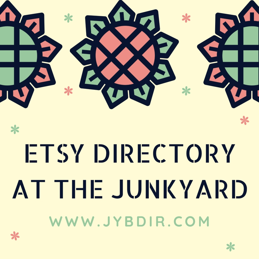 Etsy Directory At The Junkyard