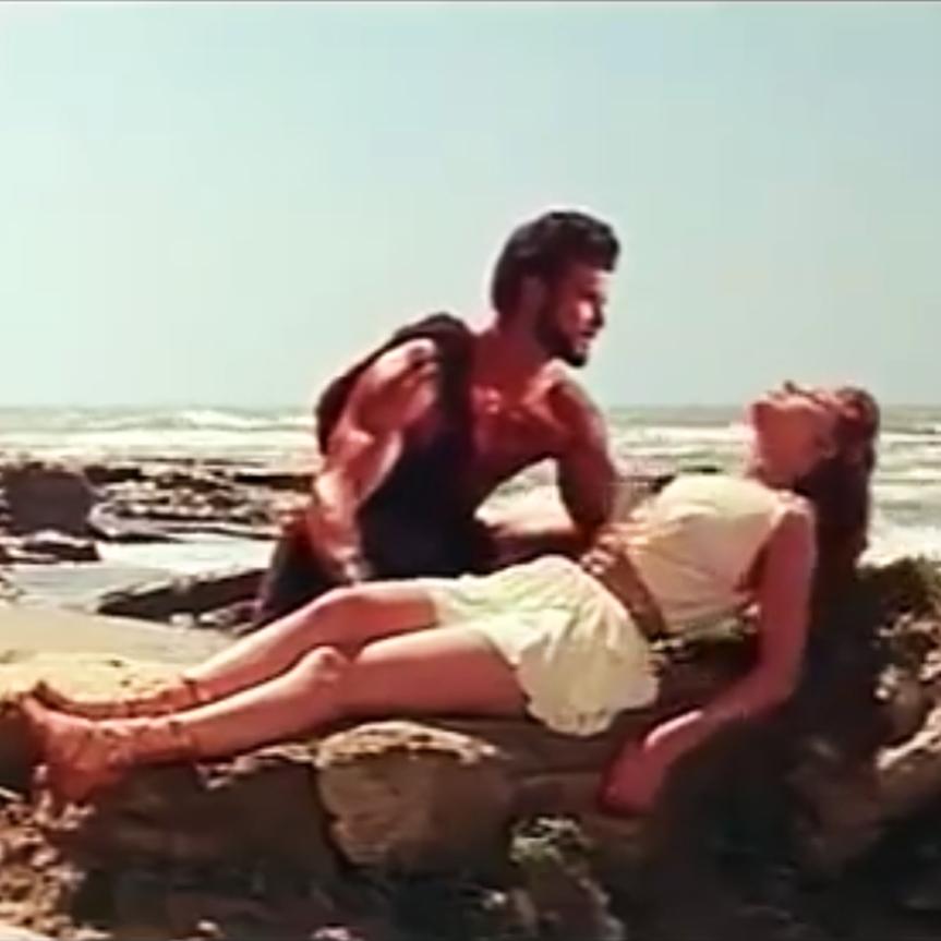 Hercules – Steve Reeves –1958