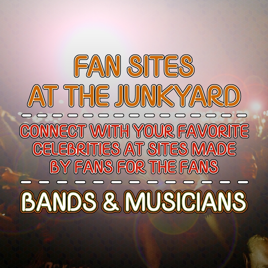 Bands and Musicians Fan Sites
