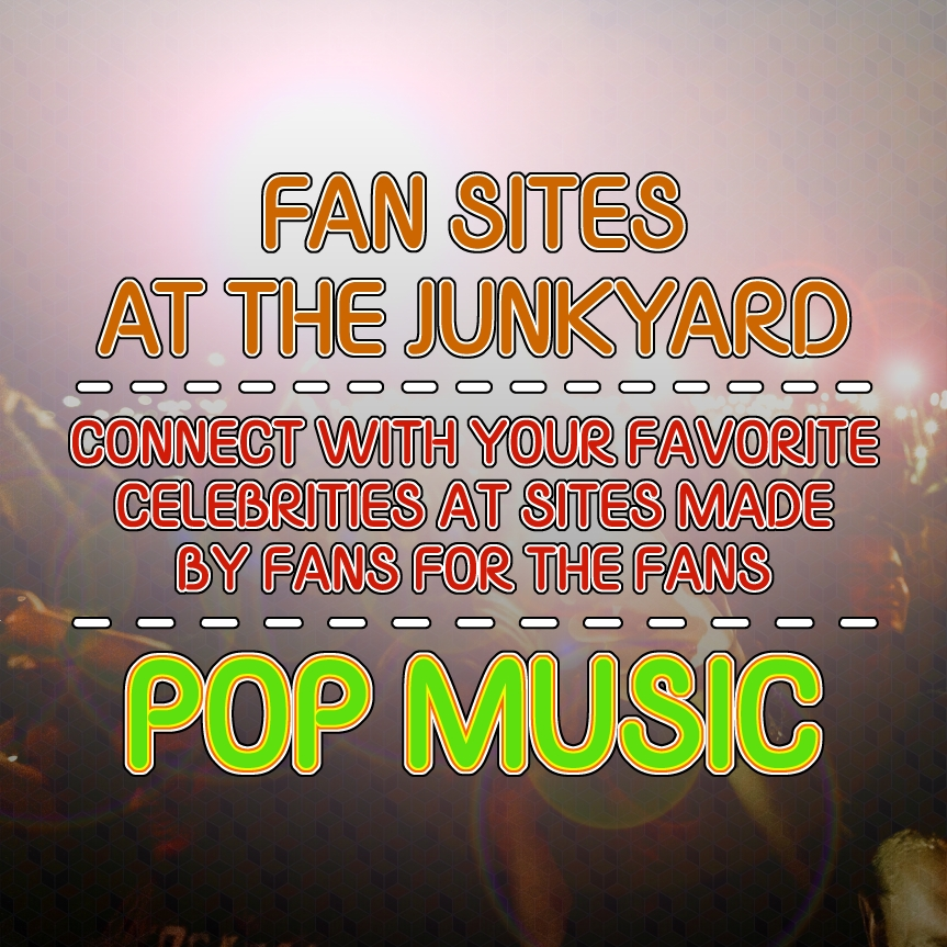 Pop Music Fan Sites