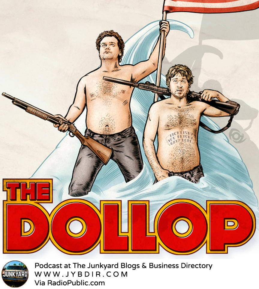 The Dollop with Dave Anthony and GarethReynolds