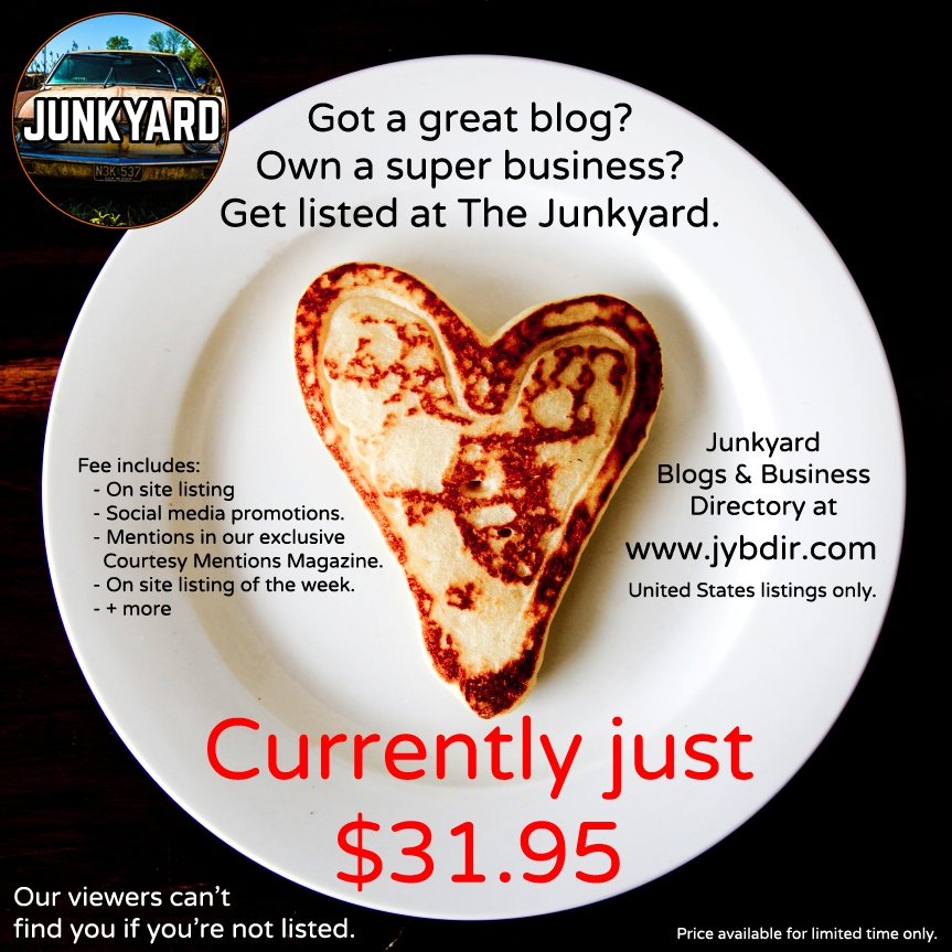 It's Now Just $31.95 To List Your Blog Or Business Site In Our Directory