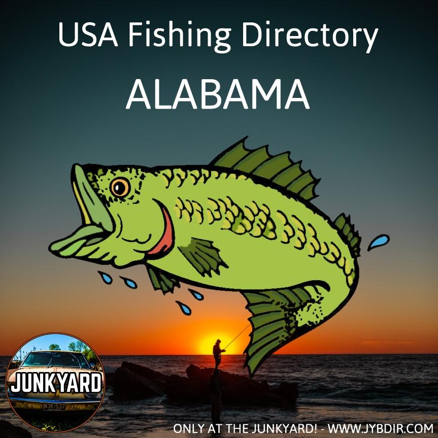 Fishing In Alabama