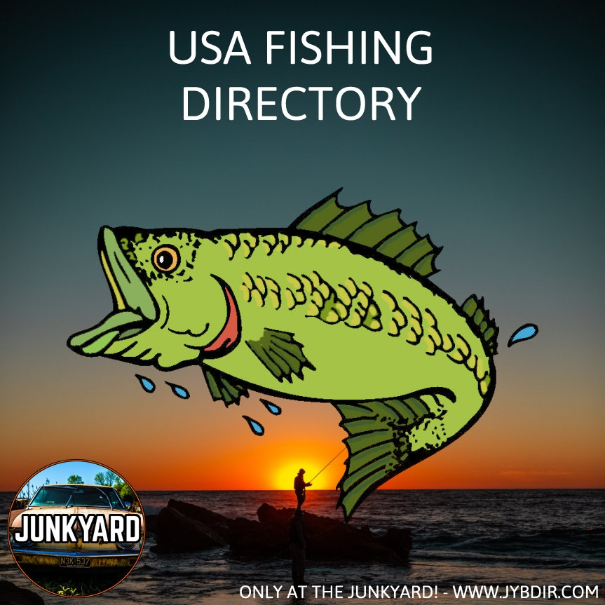 USA Fishing Directory