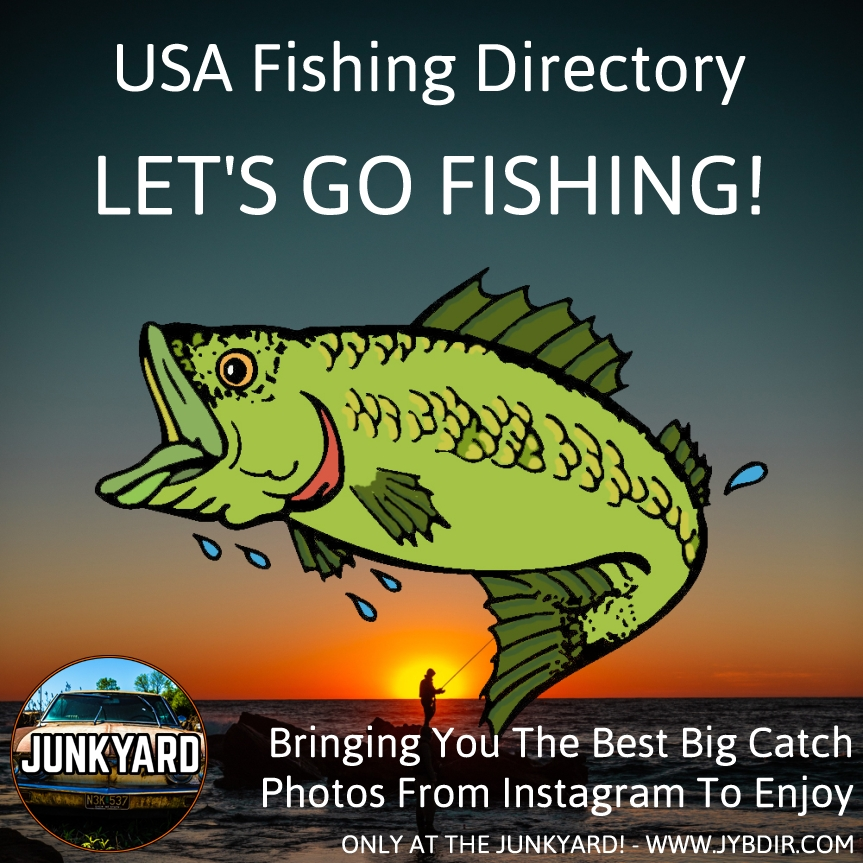 Let's Go Fishing On Instagram – Episode 50