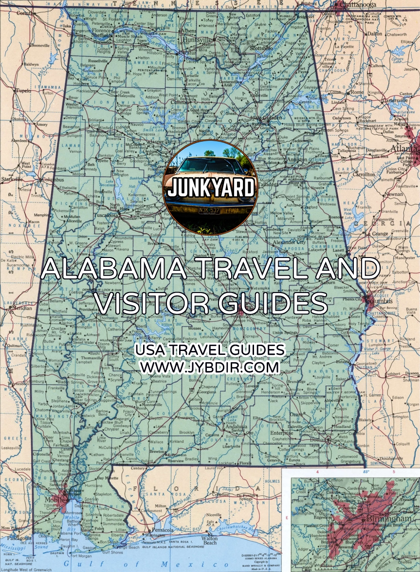 Alabama Travel And Visitor Guides