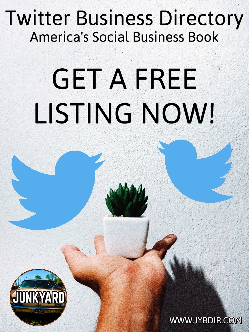 FREE Listings Available In Our New Twitter Business Directory For A Limited Time
